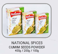 National Plain Spices