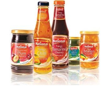 National Chutneys / Sauces